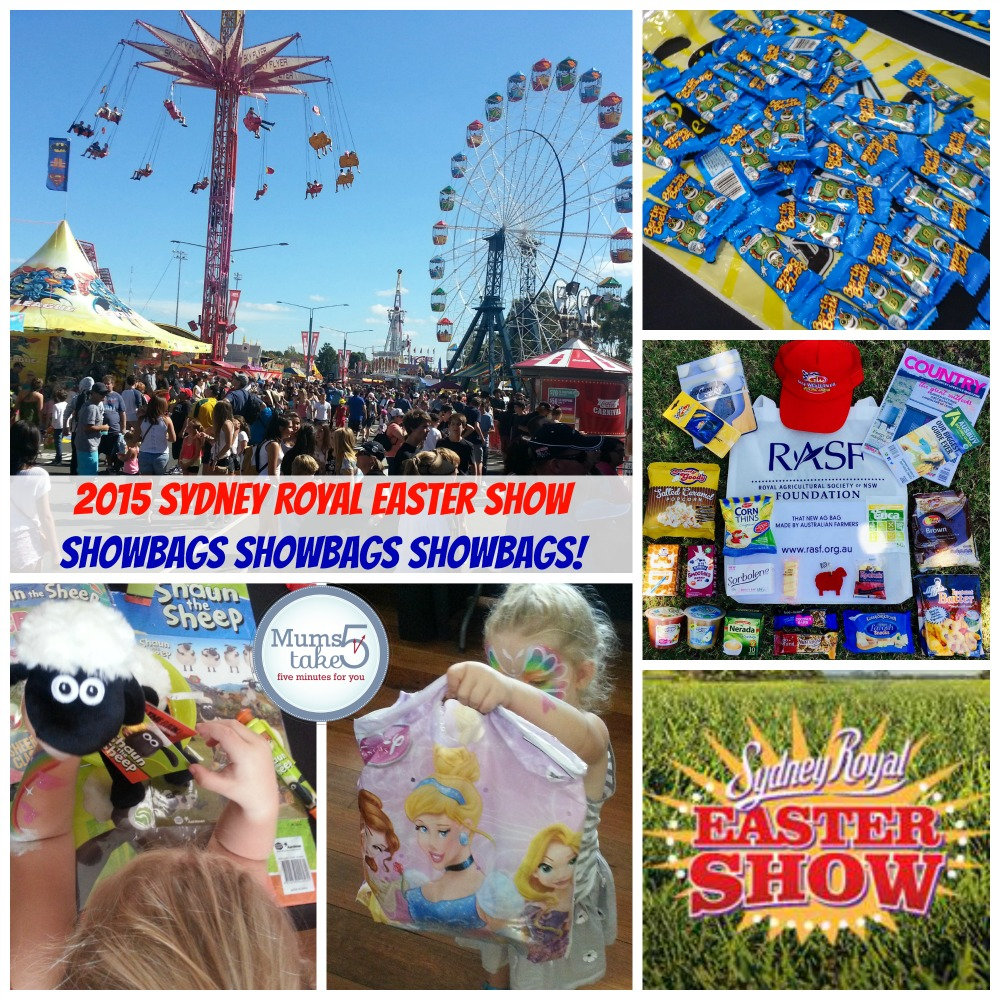 sydney easter show 2015 royal easter show showbags