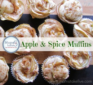 Apple & Spice Muffins