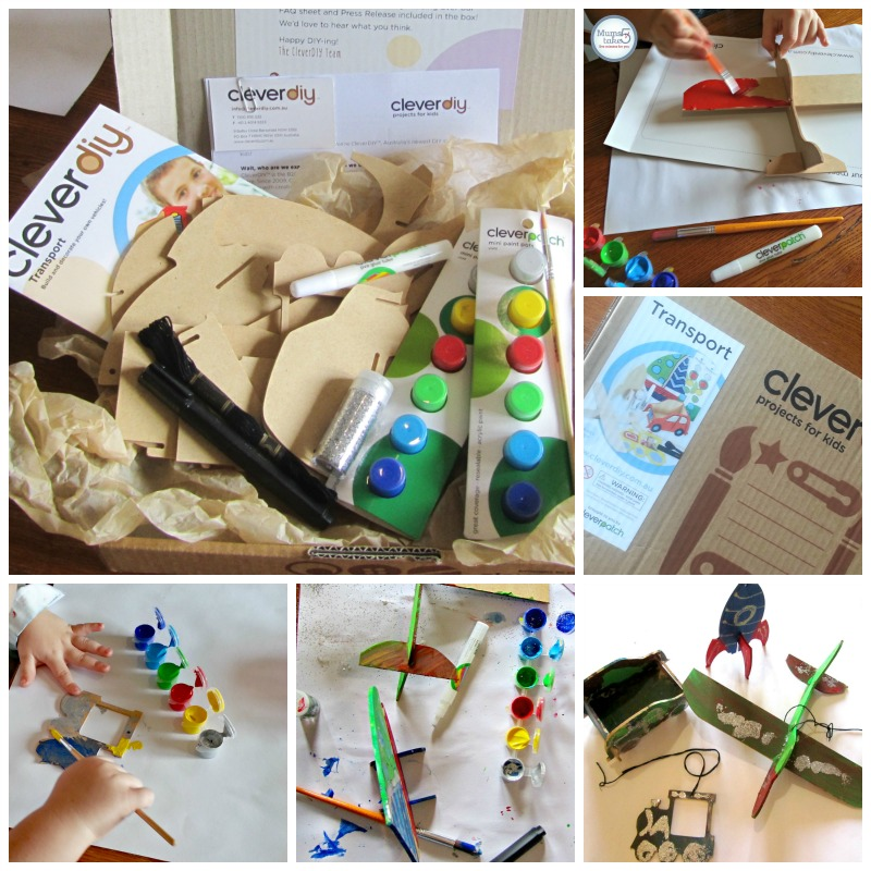 CleverDIY  Clever Craft Project Kits for Kids
