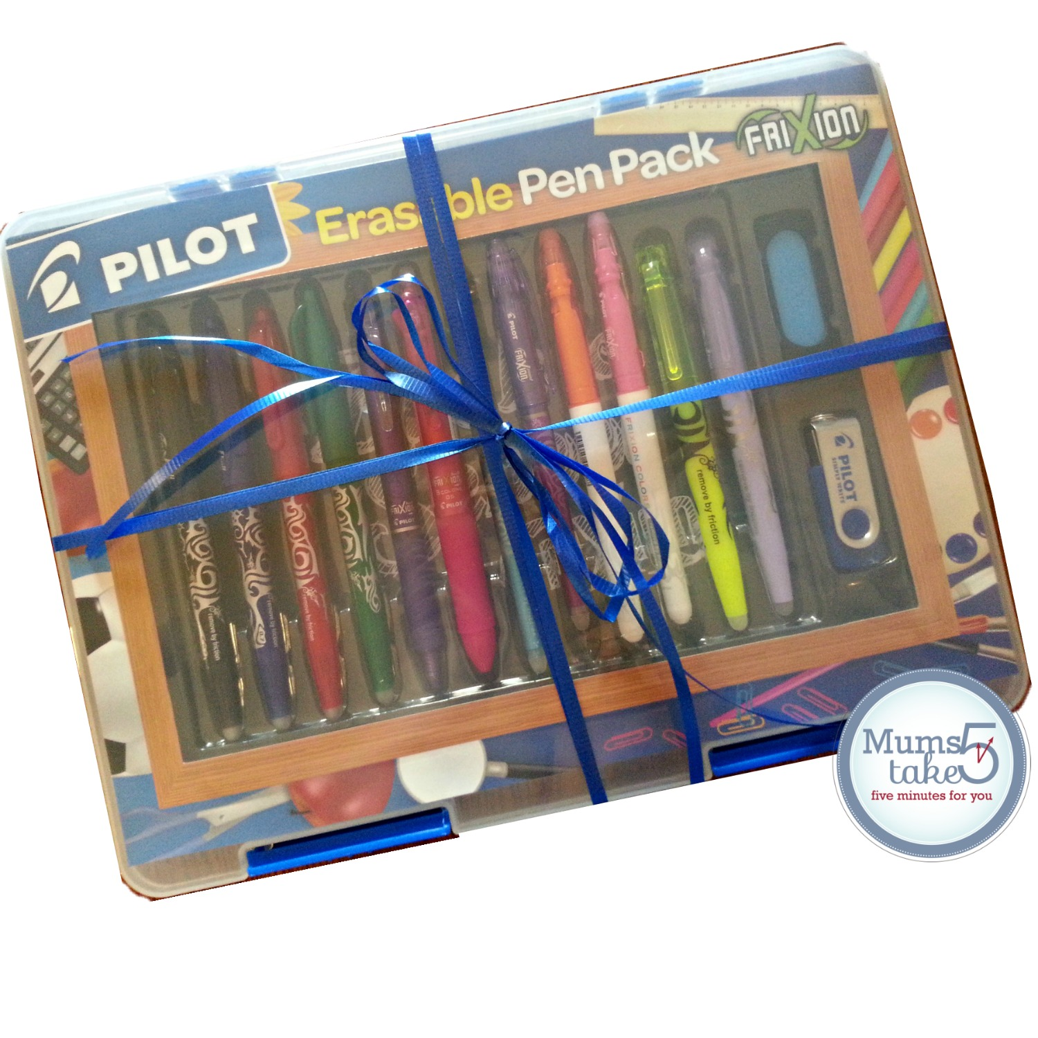 New Year Resolutions Pilot Pens
