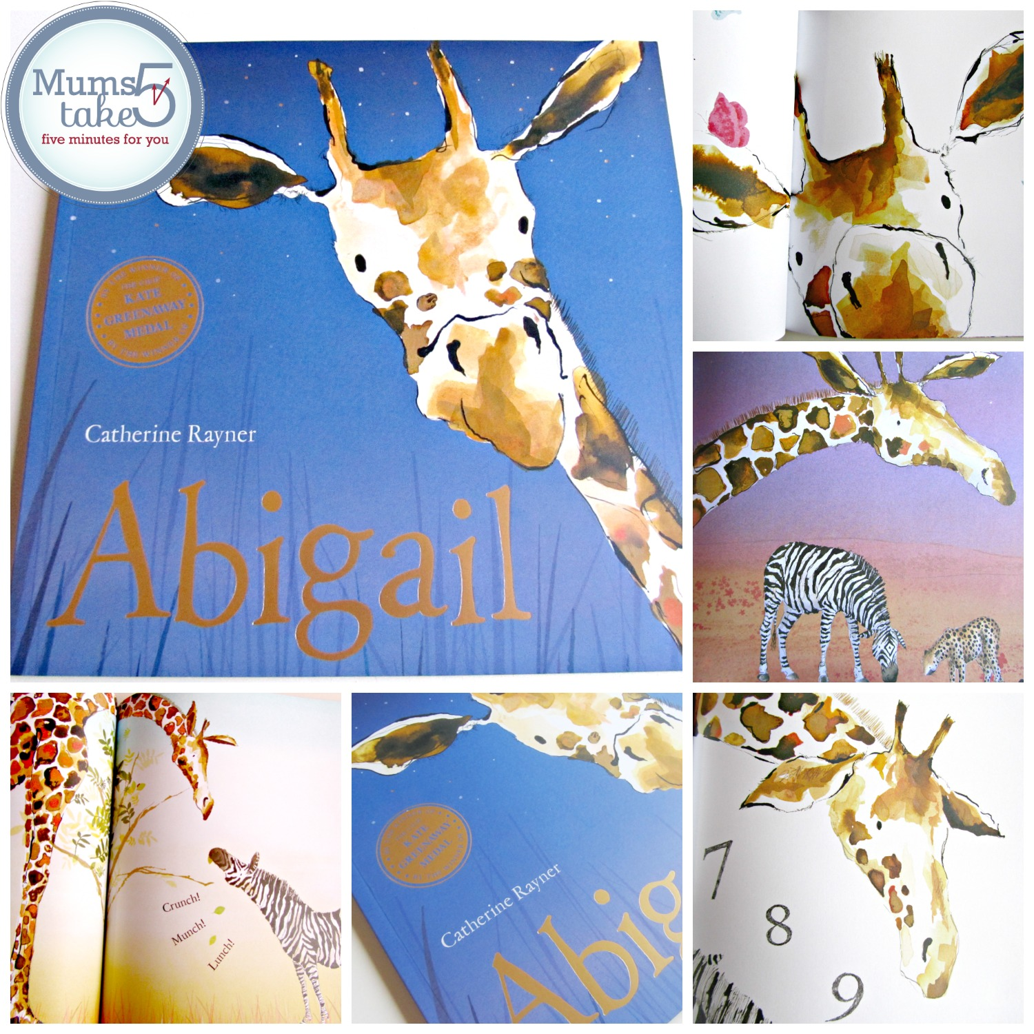 Abigail by Catherine Rayner  Childrens Book Review