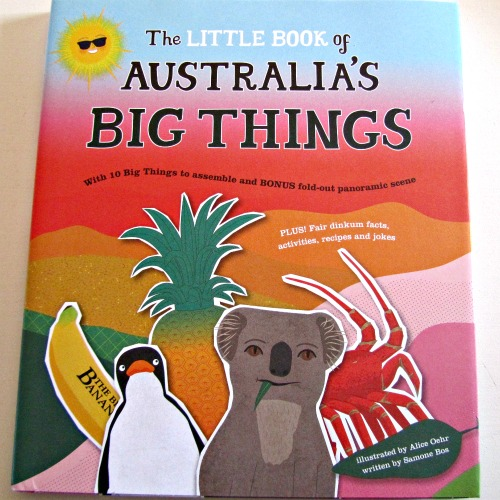 Australias Little Big Things Book Review