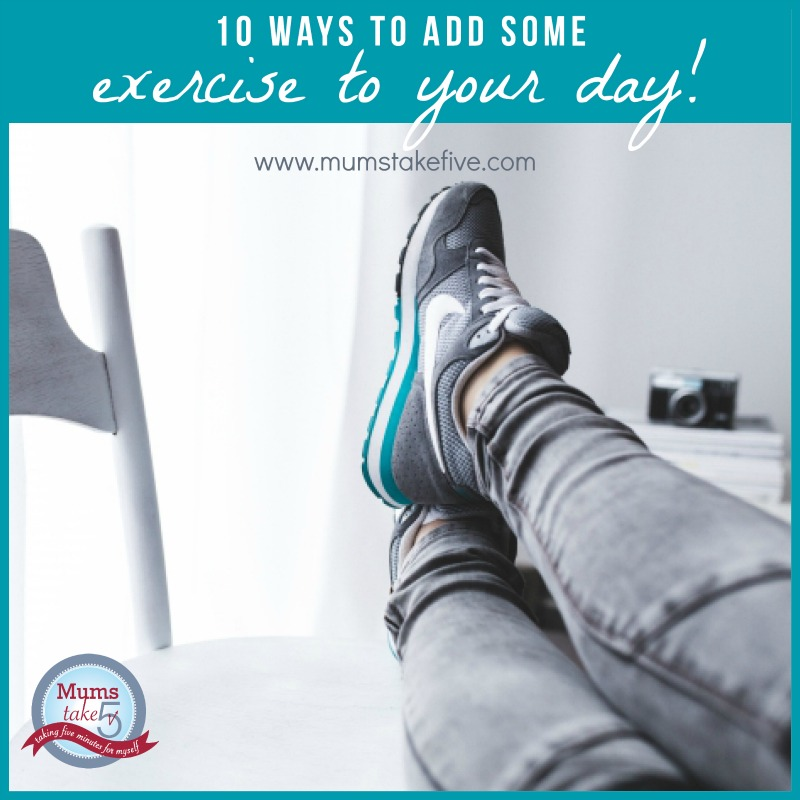 Add Exercise to you day