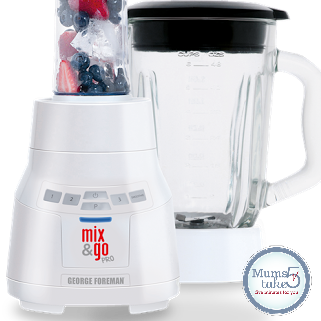 george foreman mix and go pro review