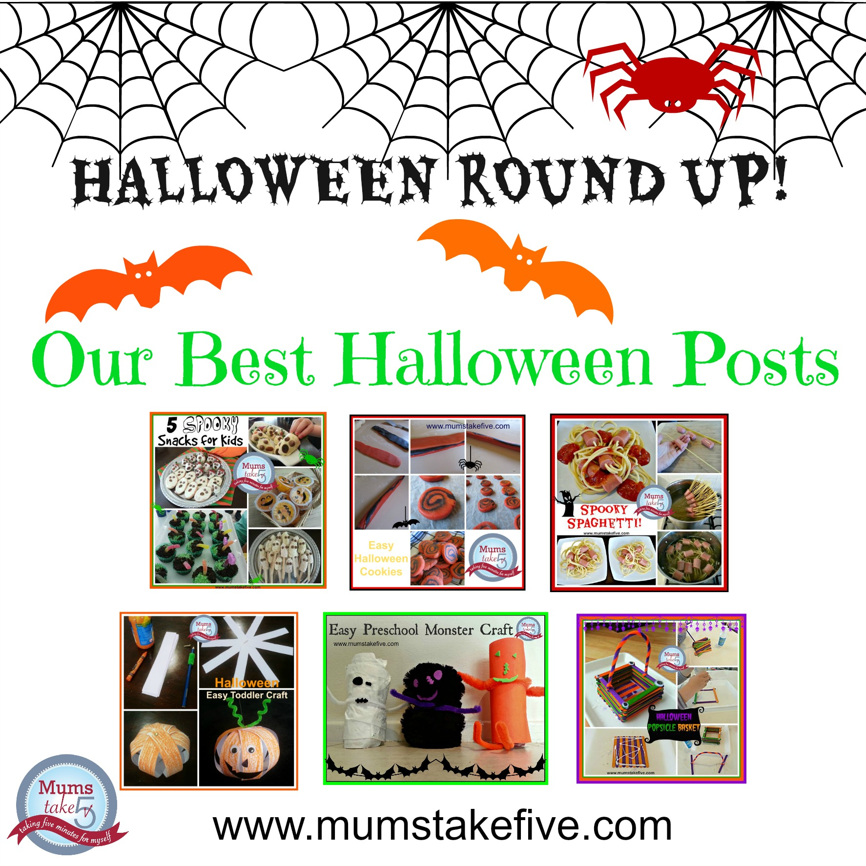 Halloween Crafts Recipes