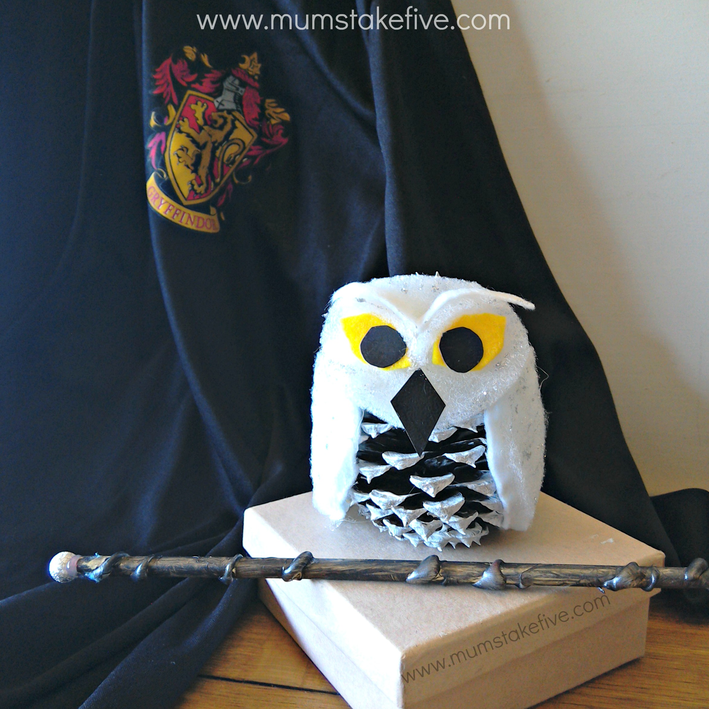 Harry Potter Owl Craft