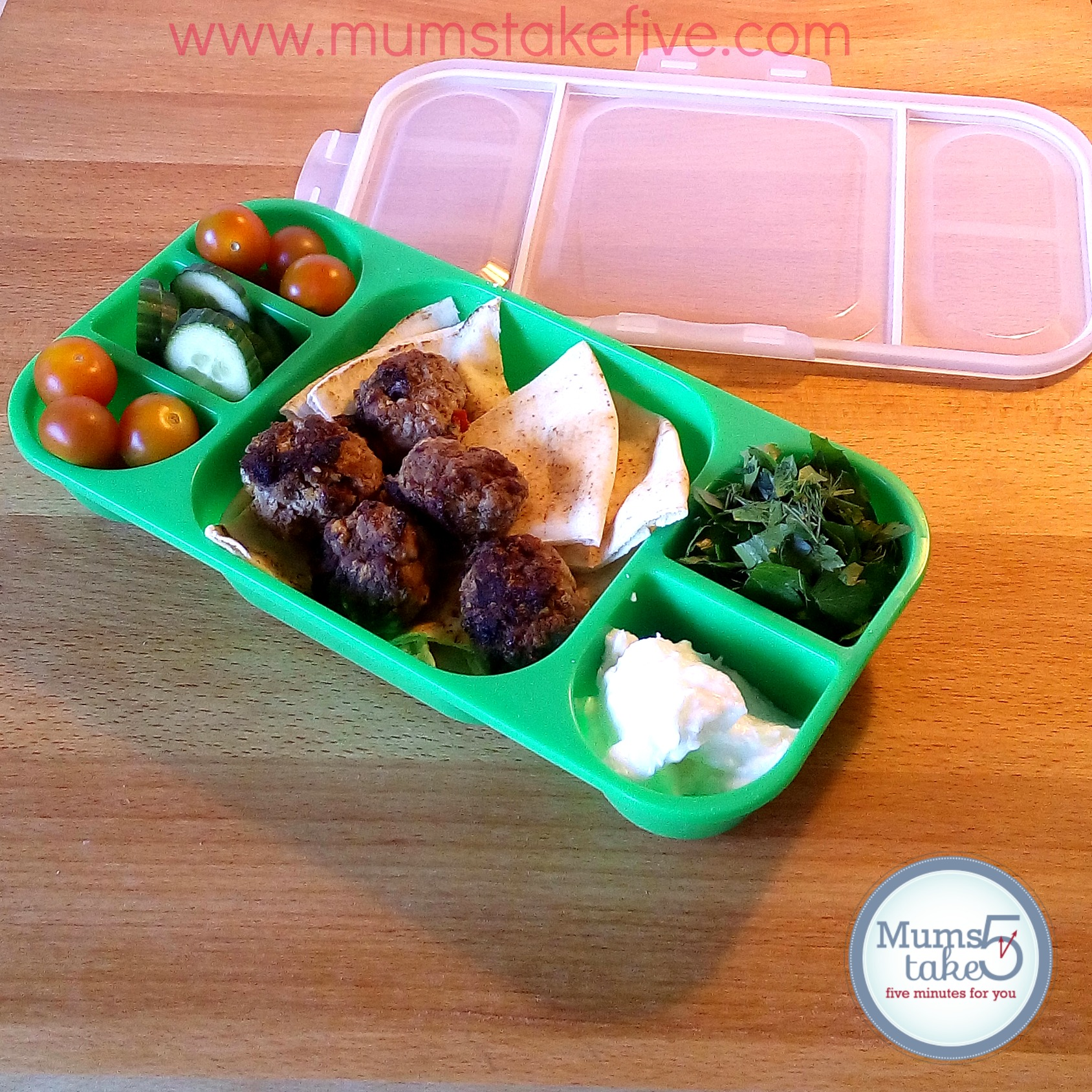 Easy Lamb Meatballs Recipe