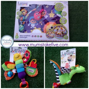 Lamaze Learn and Play Toys