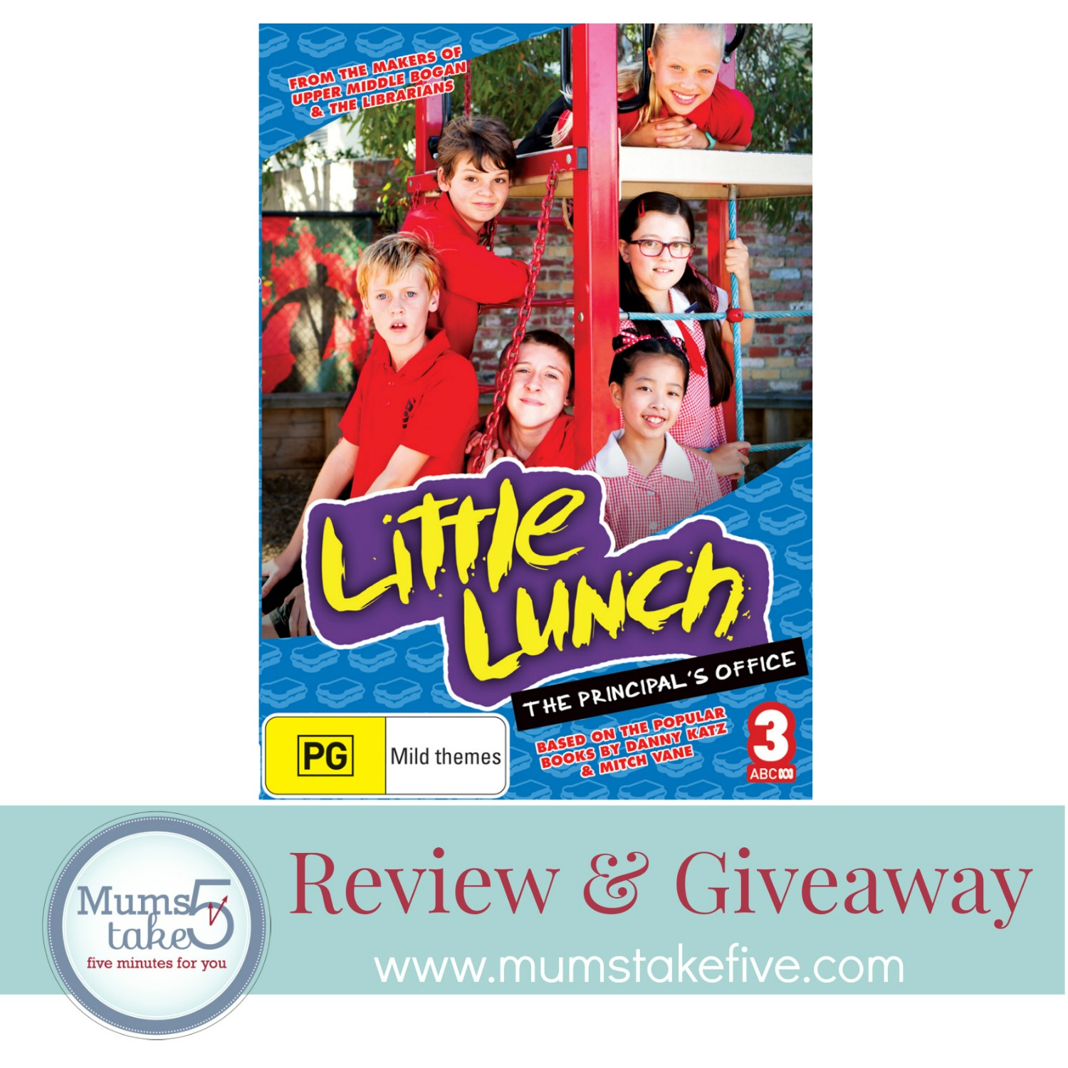 little lunch Review DVD giveaway