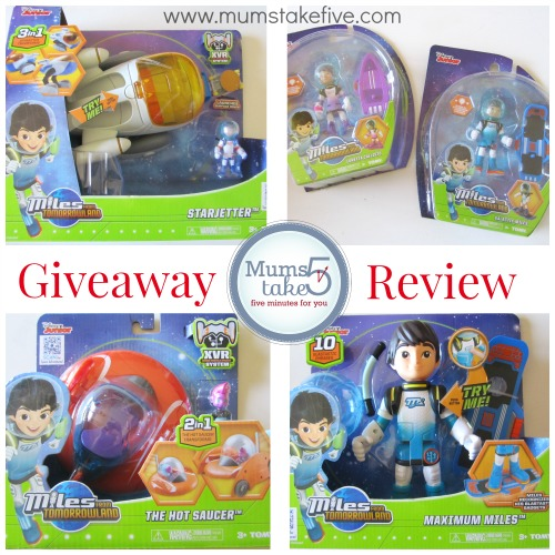 TOMY Miles from Tomorrowland