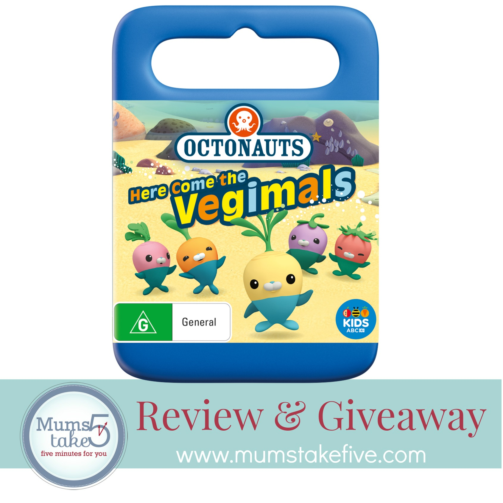 Octonauts  Here Comes the Vegimals Review