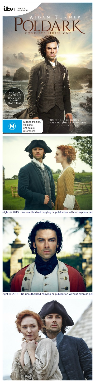 Poldark Series 1 review
