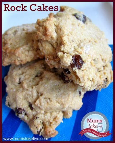 Rock Cakes Cookie Recipe
