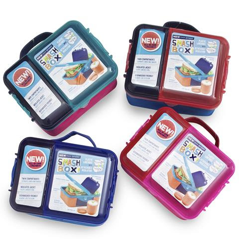 Smash Insulated Lunchboxes