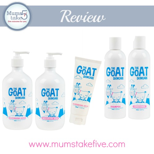 The Goat Skincare Review