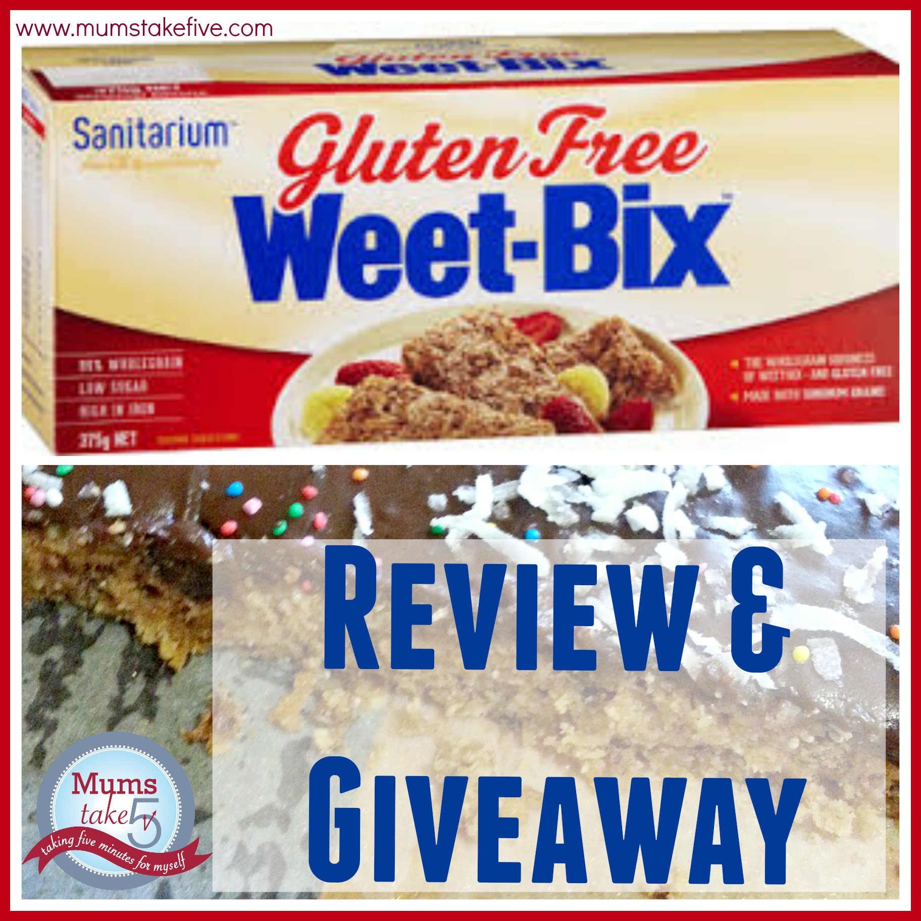 gluten free review and giveaway