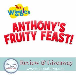 The Wiggles Anthonys fruity feast