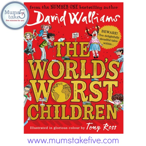 The Worst Children David Walliams