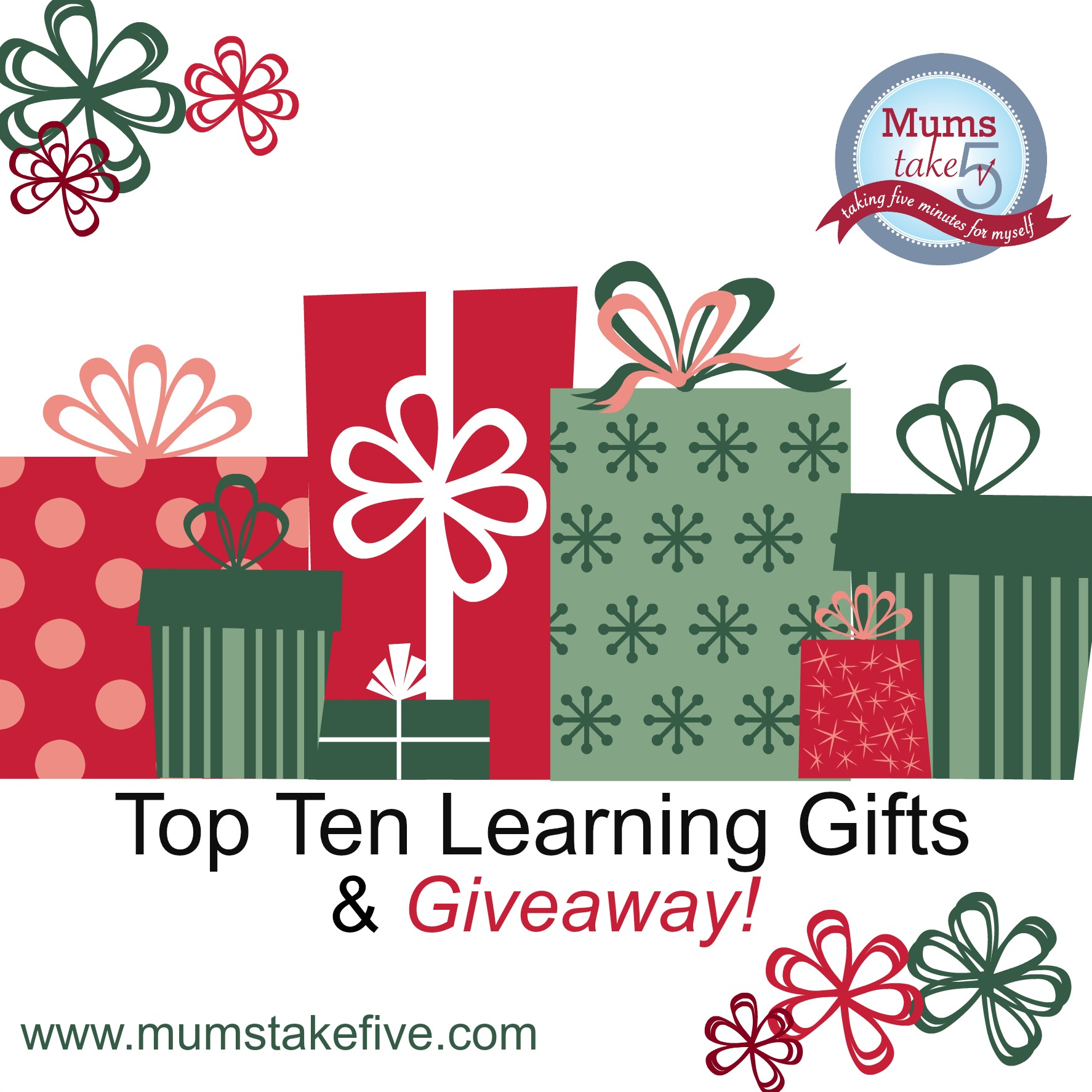 top ten learning and teaching gifts for Christmas