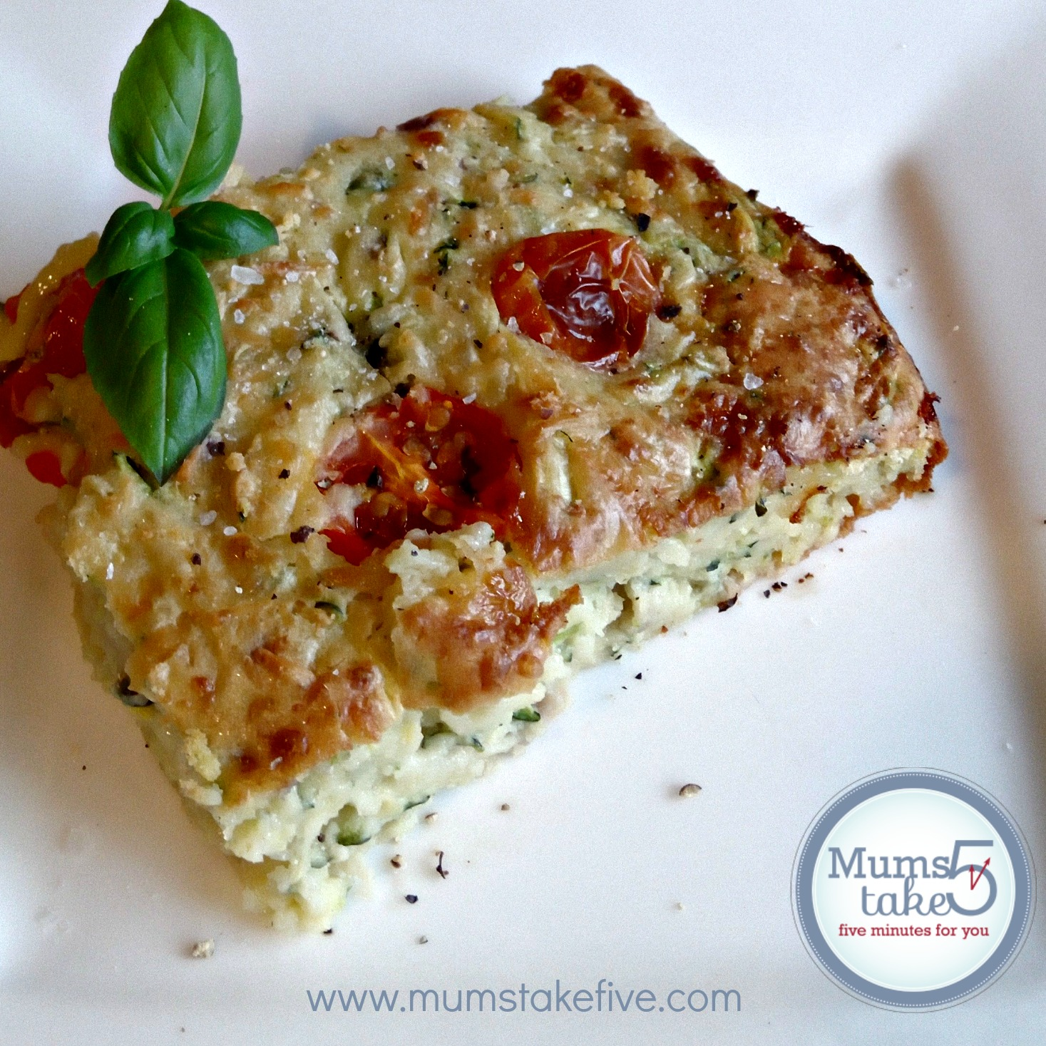 Zucchini Slice Quick and Easy Family Recipe